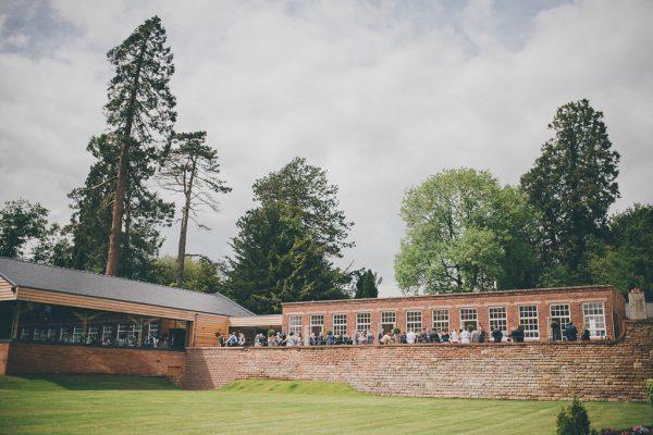 Rustic Wedding Venue_Bredenbury Court Barns_Abby & Mike_12_Outdoor Wedding Reception_CopyrightDearestLove-798