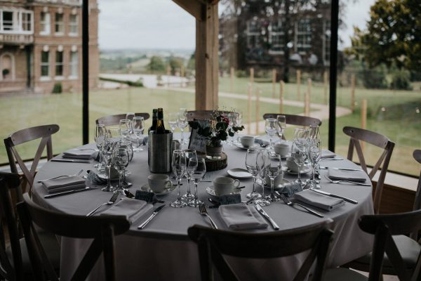 Outdoor Barn Wedding Venues West Midlands_Bredenbury Court Barns_Oak Barn Wedding Breakfast