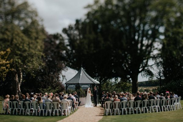 Outdoor Wedding Venues West Midlands_Bredenbury Court Barns_Becky&Andrew outdoor wedding venues