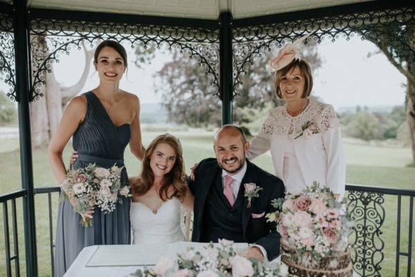 Outdoor Wedding Venues West Midlands_Bredenbury Court Barns_Outdoor Wedding Venue_Becky&Andrew