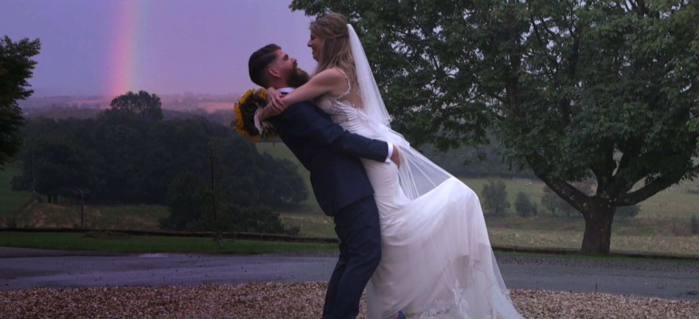 Daisie & Mark's Beautiful Wedding
