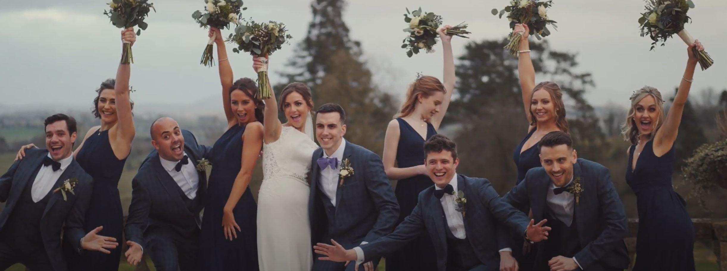 Georgia & James Wedding Day